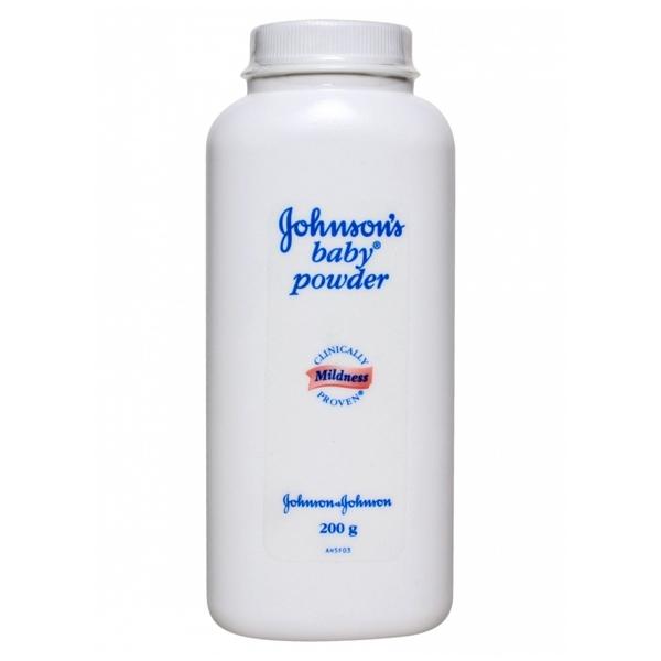 Johnson Baby Puder Schaumzeug