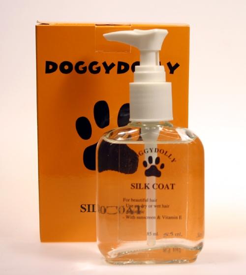 doggydolly silk coat - flüssige Seide, 85ml