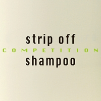 K9 Competition Aloe Vera strip off Shampoo, 2.7l