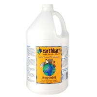 earthbath Orange Peel Oil Shampoo, 3,78 Liter