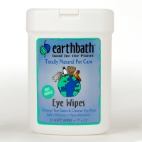earthbath Eye Wipes, 25 Stück