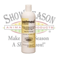 ShowSeason Oatmeal Shampoo, 473ml