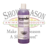 ShowSeason Lavender Shampoo, 473ml