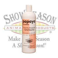 ShowSeason Papaya Shampoo, 473ml