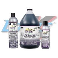 Double K Groomers Edge Alpha White Shampoo, 473ml