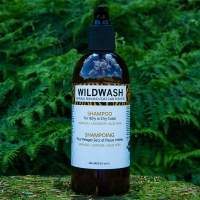 WildWash Itchy Skin/ Dry Coat Shampoo, 300ml