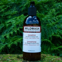 WildWash Dark Coloured Coat Shampoo, 300ml