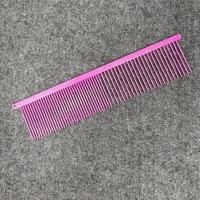 KombiKamm XL in pink, beschichtet