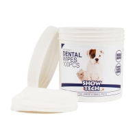 Show Tech Dental Wipes, 100Stk.