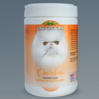 Bio Groom Pro- white Grooming Powder, smooth