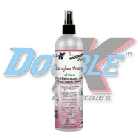 Double K Groomers Edge Tangles Away Spray, 473ml