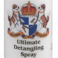Crown Royale Ultimate Detangling Spray, Gallon